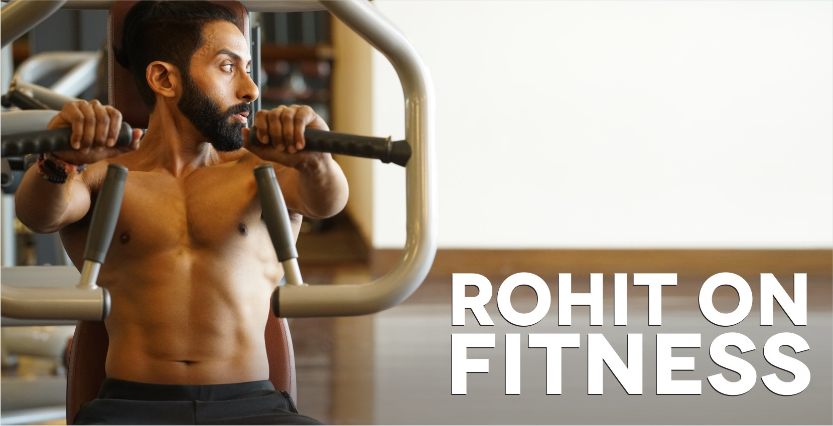 Rohit Reddy on Fitness