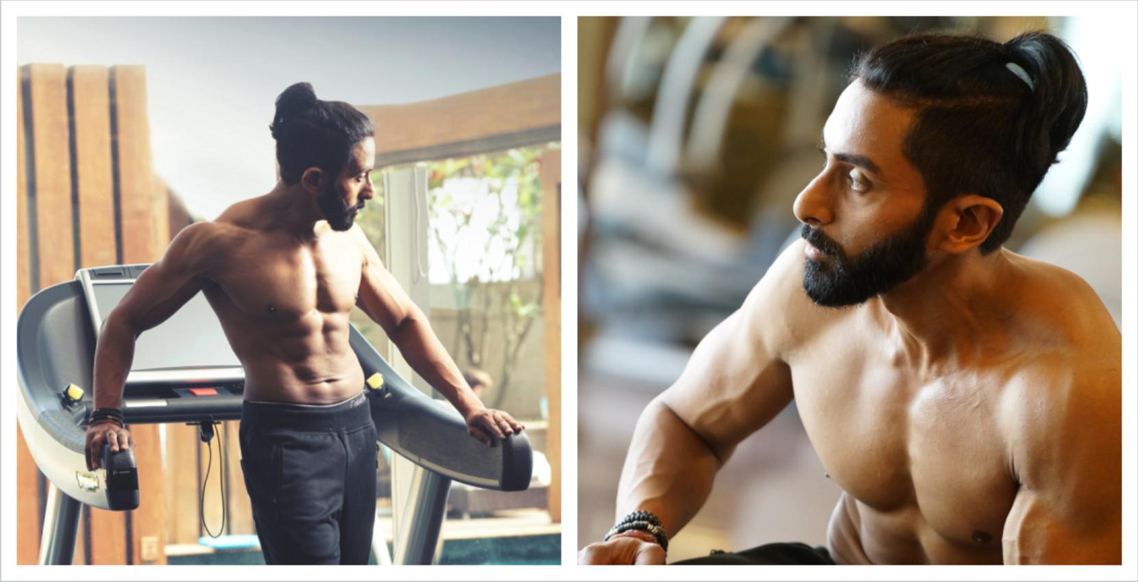 Rohit Reddy Fitness