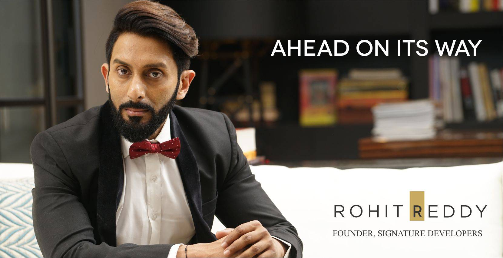 The Inspring Story Behind Rohit Reddy's Success
