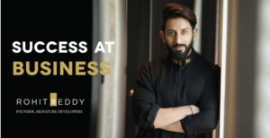 Rohit Reddy Business