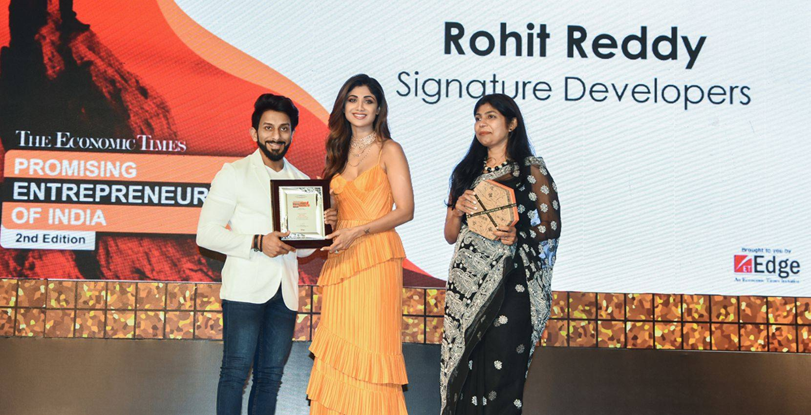 Rohit Reddy – Entrepreneur of The Year